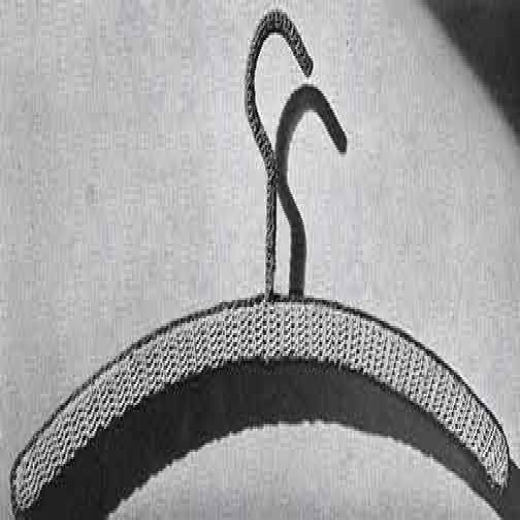 Coat Hanger ~ FREE Crochet Pattern
