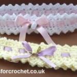 Baby Headband ~ Patterns For Crochet
