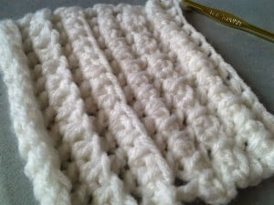 Rolled Double Crochet Variation ~ Crochet is the Way