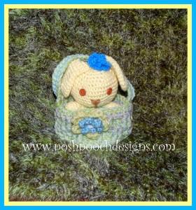Chunky Basket ~ Sara Sach - Posh Pooch Designs