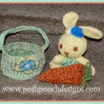 Easter Carrot Pouch ~ Sara Sach – Posh Pooch Designs