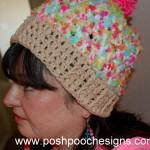 Cupcake Birthday Hat ~ Sara Sach – Posh Pooch Designs