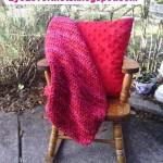 Berry Blast Mini Photo Blanket ~ Alexandra Richards – EyeLoveKnots