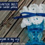 Bridal Garter ~ Oombawka Design