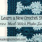 Catherine Wheel Stitch Tutorial ~ Oombawka Design