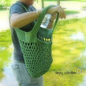 Sturdiest Ever Market Bag ~ Simply Collectible
