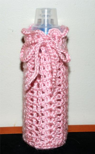 Bottle Warmer ~ Amy - Crochet Jewel