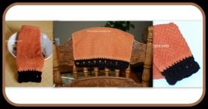 Blanket Stitch Photo Tutorial ~ Sara Sach - Posh Pooch Designs