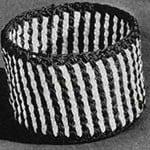 Tumblr Muff Pattern No. 943 ~ Free Vintage Crochet
