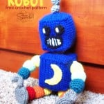Crochet Robot ~ Stitch11