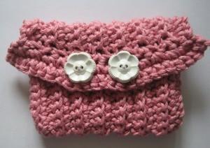 Charming Change Purse ~ Erin Burger - Crochet Spot