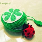 A Slice of Lime Coin Purse ~ Be A Crafter xD