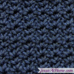 Crochet Spider Stitch ~ Jessie At Home