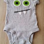 Monster Applique ~ Diva Stitches Crochet Blog