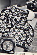 Rosebud Ring Afghan ~ Barb's Crochet Patterns