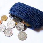Bullionobia Coin Purse ~ MoiraCrochets