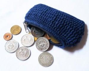 Bullionobio Coin Purse ~ MoiraCrochets