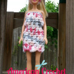 Barbie's Spring Dress ~ American Crochet