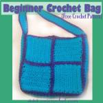 Beginner Crochet Bag ~ Oui Crochet
