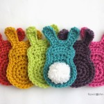 Bunny Silhouette Appliques ~ Repeat Crafter Me