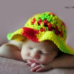 Coraline's Sun Hat – Baby to Toddler ~ Celina Lane – Simply Collectible
