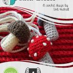 Mushroom Chapstick Holder ~ Knit Grit