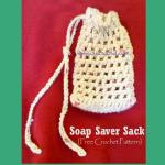 Soap Saver Sack ~ Oui Crochet