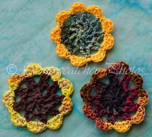 9-Petaled Sunflake ~ Snowcatcher