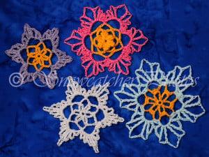Lacey Flower Snowflake ~ Snowcatcher