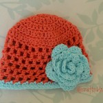 Open Stitch Hat – 6 Months ~ Alli Crafts