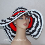 The Kentucky Lady Hat ~ Sara Sach – Posh Pooch Designs