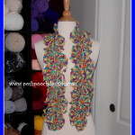 Queen Ann's Lacy Scarf ~ Sara Sach – Posh Pooch Designs