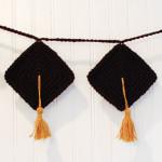 Crafty Graduation Decor ~ Petals to Picots
