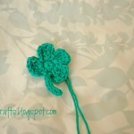 Shamrock Applique ~ Alli Crafts
