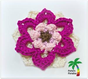 Fancy Flower ~ Pattern Paradise