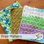 Nancy's Dishcloth ~ Snappy Tots
