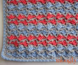 Neptune's Stripes Blanket ~ Moogly