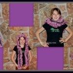 Pink Snakeskin Scoodie ~ Sara Sach – Posh Pooch Designs