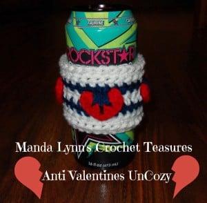 Anti Valentines UnCozy ~ Manda Proell - MandaLynn's Crochet Treasures