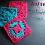 Aiding – The Three Inch Granny Square ~ Stitch11
