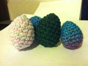 Basic Egg ~ Treasures Made From Yarn