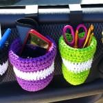 Auto Caddy ~ Snappy Tots