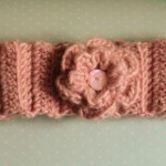 Child's Flower Headband ~ Amigurumi Barmy