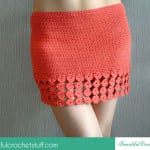 Crochet Skirt ~ Jane Green – Beautiful Crochet Stuff