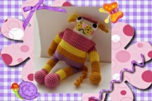 Chancey the Cat ~ Craftybegonias Funmigurumi and Kid's Stuff