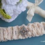 Bridal Garter ~ Cre8tion Crochet