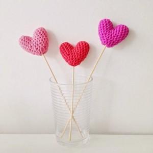 Crochet Hearts ~ Annemarie's Crochet Blog