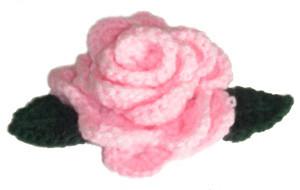 Rose ~ Rachel Choi - Crochet Spot