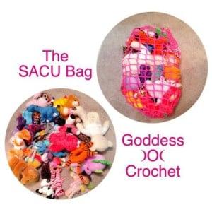 The SACU Bag ~ Goddess Crochet