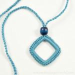 Simply Easy Crochet Necklace ~ Oombawka Design